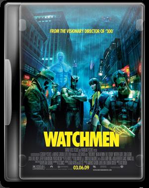 filme watchmen rmvb dublado